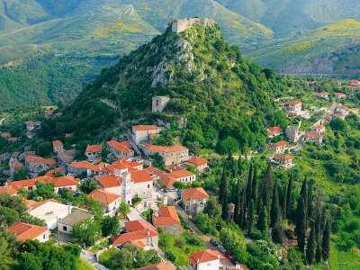 Karytaina Destinations Tours in Greece Peloponnese Epos Travel Tours