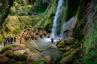 Trekking rafting Lousios Destinations Tours in Greece Peloponnese Epos Travel Tours