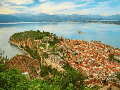Nauplio Destinations Tours in Greece Peloponnese Epos Travel Tours