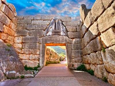 Mycenae Destinations Tours in Greece Peloponnese Epos Travel Tours