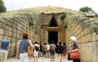 Mycenae Destinations Tours in Greece Peloponnese Epos Travel Tours