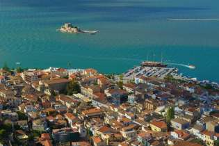 Nauplio Destinations Tours in Greece Peloponnese Epos Travel Tours