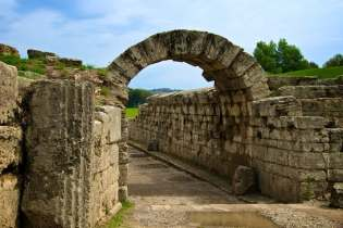 Ancient Olympia Destinations Tours in Greece Epos Travel Tours