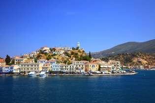 Poros island Destinations Tours in Greece Peloponnese Epos Travel Tours
