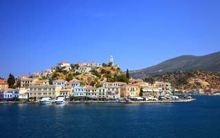 Poros island Destinations Tours in Greece Peloponnese Epos Travel Tours