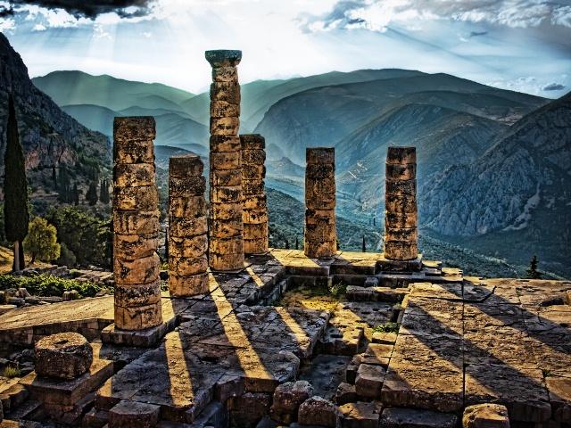 Delphi Destinations Tours in Greece Epos Travel Tours