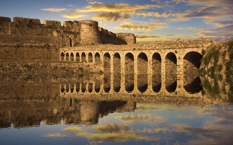 Methoni castle Destinations Tours in Greece Peloponnese Epos Travel Tours