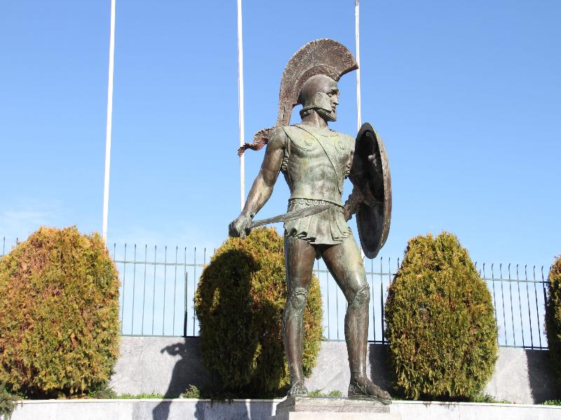 Sparta Destinations Tours in Greece Peloponnese Epos Travel Tours
