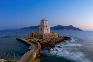 Methoni castle Destinations Tours in Greece Peloponnese Epos Travel Tours
