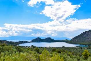 Lake Doksa Destinations Tours in Greece Peloponnese Epos Travel Tours