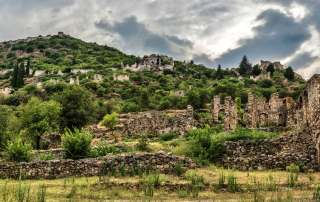 Mystras Destinations Tours in Greece Peloponnese Epos Travel Tours