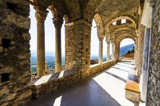 Mystras Destinations Tours in Greece Peloponnese Epos Travel Tours