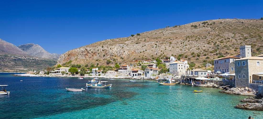Limeni Destinations Tours in Greece Peloponnese Epos Travel Tours