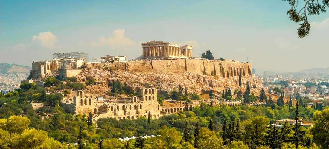 Acropolis Destinations Tours in Greece Peloponnese Epos Travel Tours