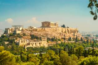 Acropolis Destinations Tours in Greece Peloponnese Epos Travel Tours
