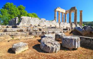 Ancient Nemea Destinations Tours in Greece Peloponnese Epos Travel Tours