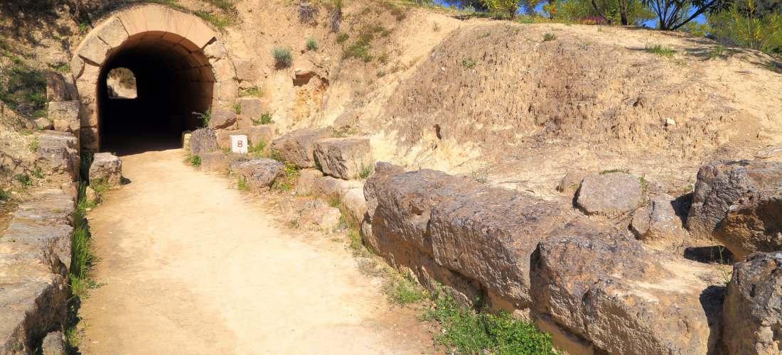 Ancient Nemea Destinations Tours in Greece Peloponnese Epos Travel Tours
