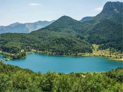Lake Doksa Destinations Tours in Greece Peloponnese Epos Travel Tours