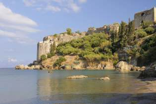 Koroni castle Destinations Tours in Greece Peloponnese Epos Travel Tours