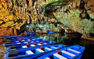 Diros Caves Destinations Tours in Greece Peloponnese Epos Travel Tours