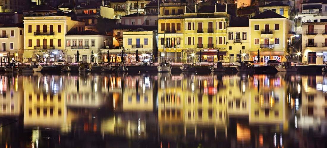 Gytheion Destinations Tours in Greece Peloponnese Epos Travel Tours