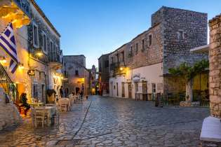 Areopolis Destinations Tours in Greece Peloponnese Epos Travel Tours