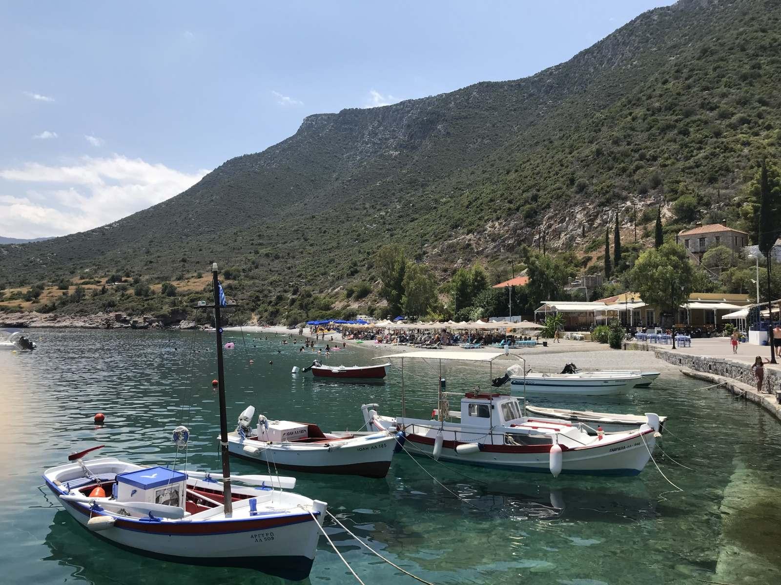 Plaka Leonidio Destinations Tours in Greece Peloponnese Epos Travel Tours