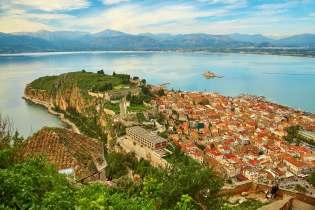 Nauplion Destinations Tours in Greece Peloponnese Epos Travel Tours