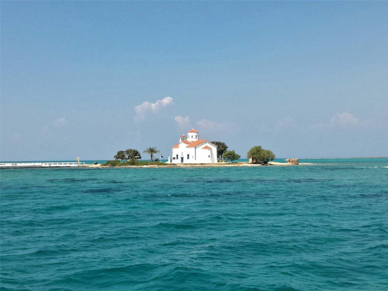 Neapolis Pavlopetri Elafonisos bay beach Destinations Tours in Greece Peloponnese Epos Travel Tours