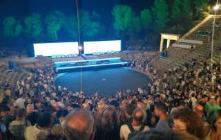 Epidaurus theater Destinations Tours in Greece Peloponnese Epos Travel Tours