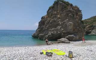 Destinations Peloponnese Foneas Beach Epos Travel