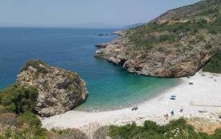 Destinations Peloponnese Foneas beach pos Travel Tours