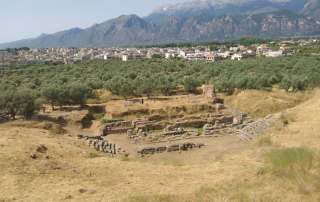 Sparta Destinations Tours in Greece Peloponnese Epos Travel Tours