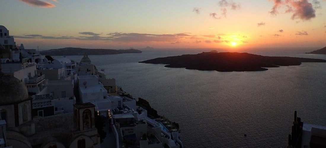 Santorini Greek islands Tours Greece Epos Travel Tours