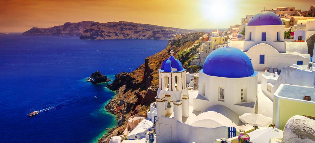 Greek Island Tours & Packages