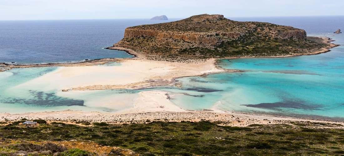 Elafonisi beach Crete epos Travel tours